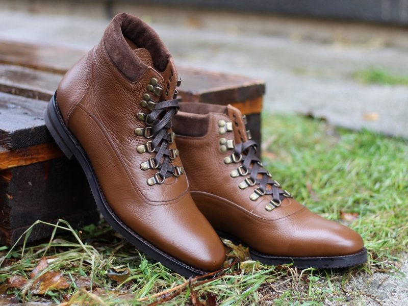 Vlad Alexandru City Hiker Boots