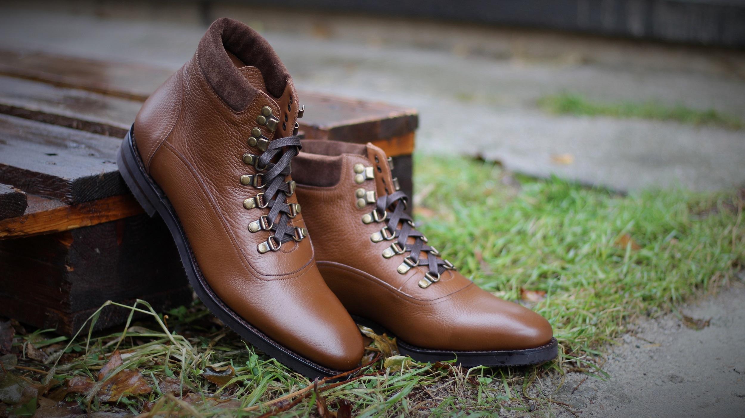 Slide 2 Hiker Boots