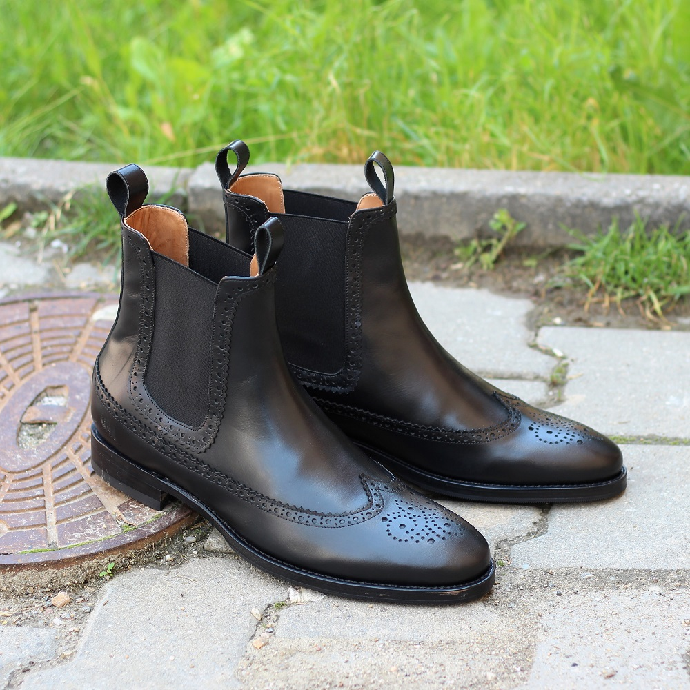 Vlad Alexandru Longwing Chelsea Boots