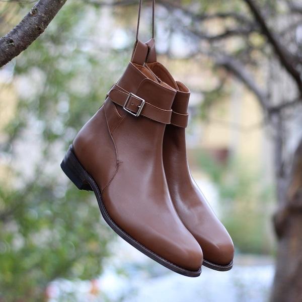 Vlad Alexandru Jodhpur boots