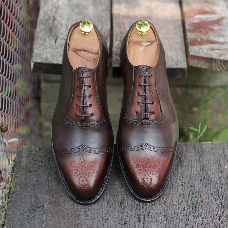 Vlad Alexandru Adelaide brown patine